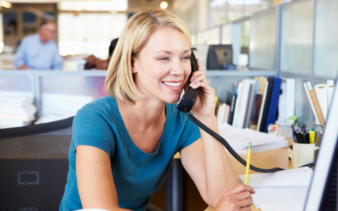 Starting good pre-cold calling habits